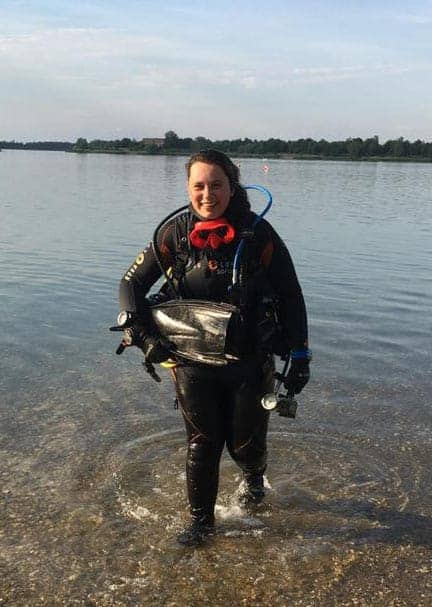 Learn to Dive in Leipzig with MSDT Bine